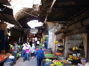 Εικόνα από το σουκ της Τρίπολης