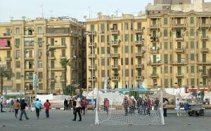 Εικόνες από την πλατεία Ταχρίρ, ενόσω ακόμα η Επανάσταση ήταν ζωντανή