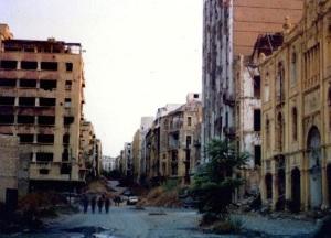 Η Πράσινη Γραμμή της Βηρυτού Πηγή: en.wikipedia.org