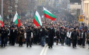 Εικόνα από τη μεγάλη διαδήλωση στη Σόφια στις 17.2.2013. Πηγή: www.worldpolicy.org