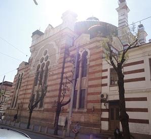 Η ακόμα ενεργή συναγωγή της Σόφιας