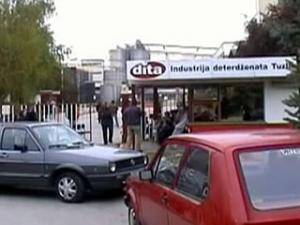 Η βιομηχανία απορρυπαντικών dita στη Τούζλα. Πηγή: tuzlalive.ba