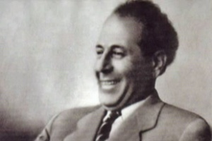 """Ο Αντούν Σααντέχ γεννήθηκε το 1904 στο Λίβανο. Πίστευε στη γεωγραφική, ιστορική και πολιτισμική ιδιαιτερότητα της """"Μεγάλης Συρίας"""" σε σχέση με τον υπόλοιπο αραβικό κόσμο. Εκτελέστηκε το 1949 μετά από αποτυχημένη απόπειρα πραξικοπήματος στο Λίβανο. Πηγή: http://www.aljazeera.com/focus/arabunity/2008/02/2008525183842614205.html"""
