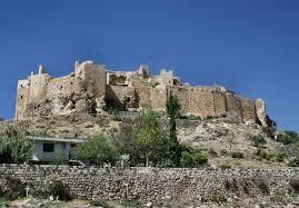 Το κάστρο του Μασυάφ στη Συρία, ένα από τα πολλά που κατείχαν οι Ισμαηλίτες της περιοχής. http://en.wikipedia.org/wiki/Masyaf_Castle