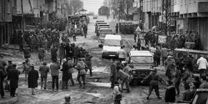 Εικόνα από τους δρόμους του Γκαζί (Μάρτης '95). http://archive.feedblitz.com/204028/~4908852