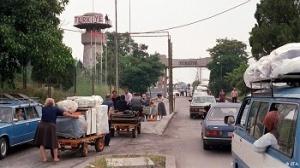 Εικόνα από τα τουρκο-βουλγαρικά σύνορα, κατά τη φυγή των Τούρκων το καλοκαίρι του '89. http://www.dw.com/en/recalling-the-fate-of-bulgarias-turkish-minority/a-18149416