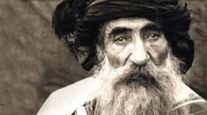 Ο Σεΐντ Ριζά (1863-1937), Αλεβίτης Ζαζά ηγέτης που έλαβε μέρος στην εξέγερση του Ντερσίμ. http://alchetron.com/Seyid-Riza-1210687-W