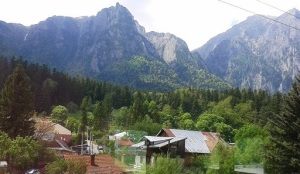 Η δυσπρόσιτη οροσειρά των Καρπαθίων ήταν αυτή που ενέπνευσε και το μύθο του Κόμη Δράκουλα.