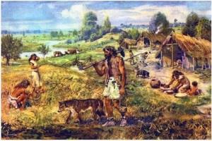 Αγρότες της νεολιθικής εποχής. https://libcom.org/blog/climate-class-neolithic-revolution-09062014